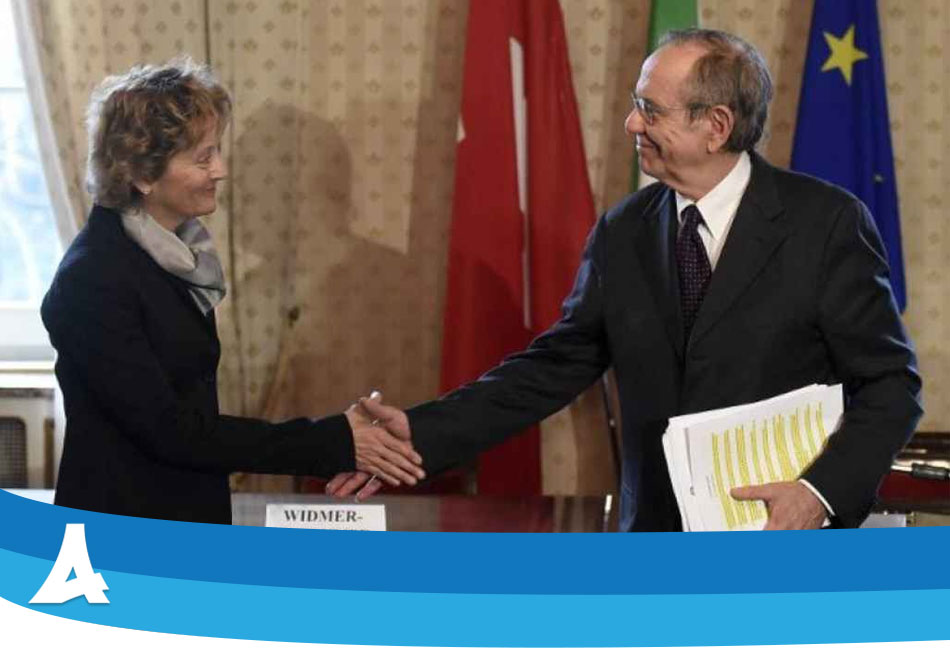 Accordo Italia Svizzera contro il segreto bancario
