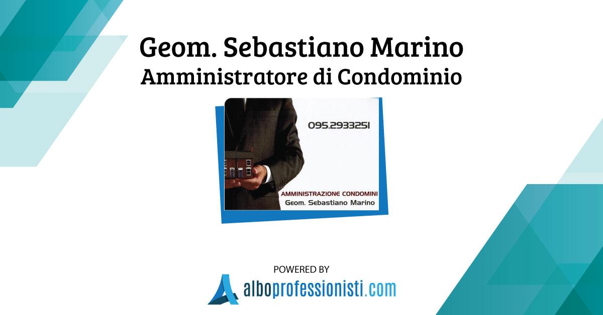 Amministratore di Condominio Sebastiano Marino - Siracusa