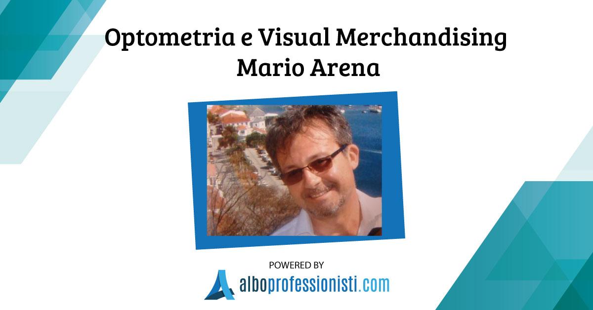 Optometria e Visual Merchandising - Mario Arena